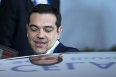 Premiê grego, Alexis Tsipras, em Bruxelas 11/6/2015 REUTERS/Yves Herman