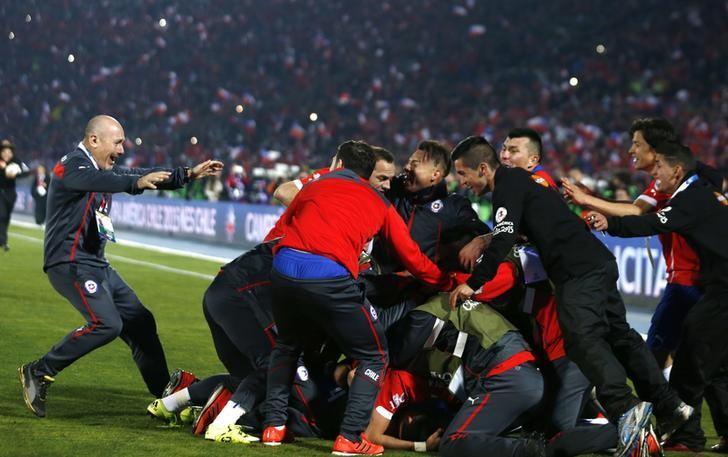 Chile vence a Argentina por penales y gana Copa América por primera vez