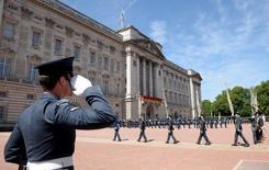 Palácio de Buckingham , em Londres. 10/07/2015  REUTERS/Anthony Devlin/pool