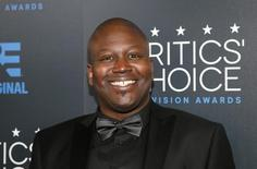 Actor Tituss Burgess arrives at the 5th Annual Critics' Choice Television Awards in Beverly Hills, California May 31, 2015. REUTERS/Danny Moloshok