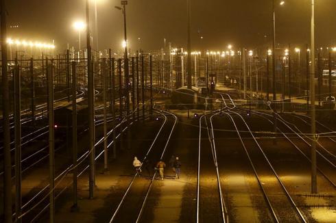 Waiting in Calais