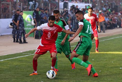 Battle for the Palestine Cup