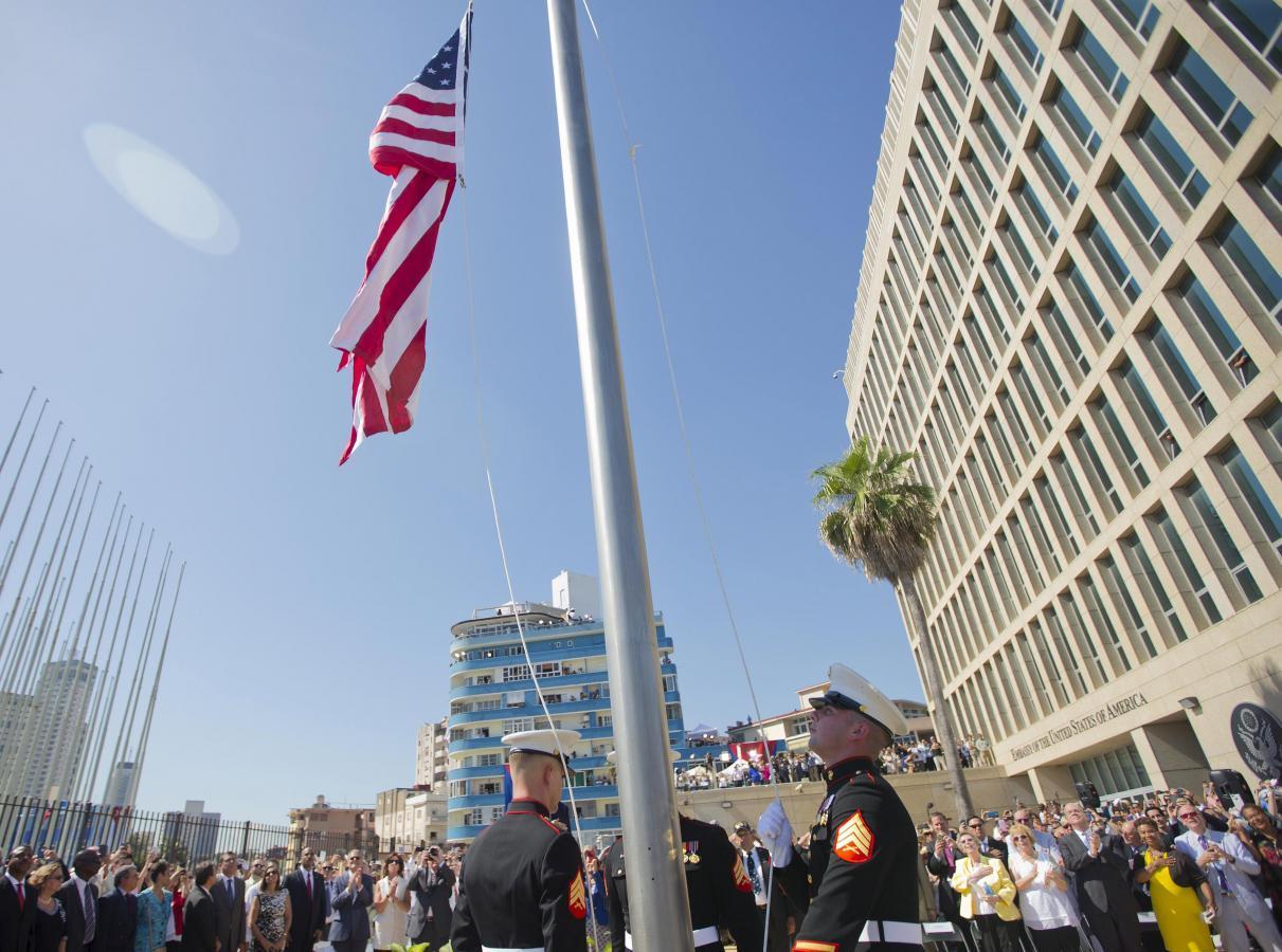 米国 大使 館 アクセス