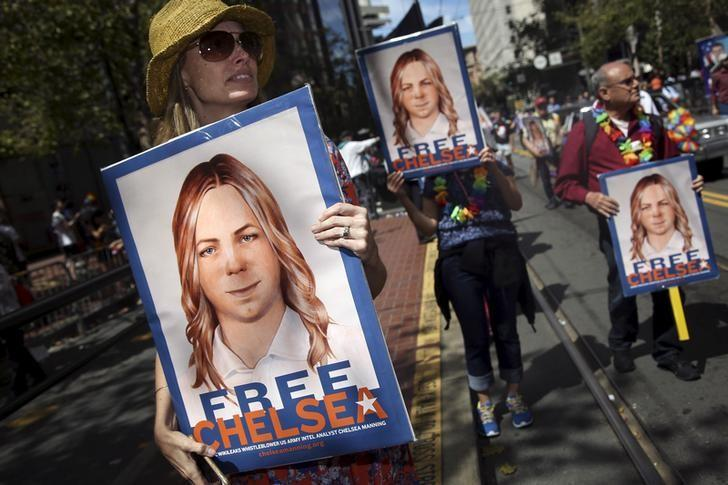 Chelsea Manning found guilty of violating military prison ...