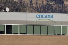 Encana offices Parachute, Colorado, December 10, 2014. Reuters/Jim Urquhart