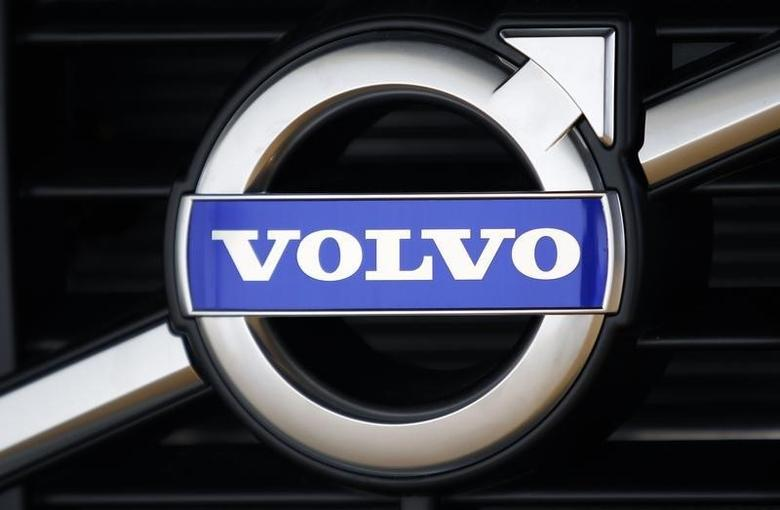 Volvo Car Group Sales Rise In Aug As U S Offsets Slowing China