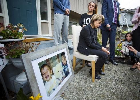 Canadian government under fire in case of drowned Syrian toddler