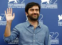 """Director Emin Alper attends the photocall for the movie """"Abluka"""" (Frenzy) at the 72nd Venice Film Festival, northern Italy September 8, 2015. REUTERS/Stefano Rellandini"""