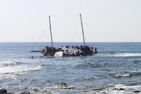 Migrant Mediterranean