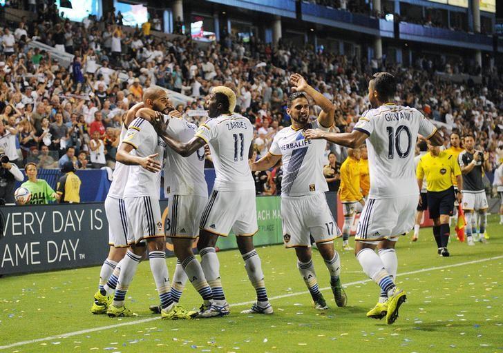 Gerrard, Galaxy end scoring drought - Reuters