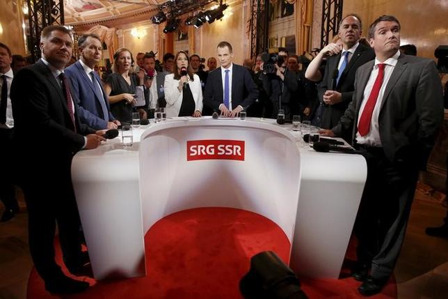 Anti-immigration SVP wins Swiss election in swing to right ...