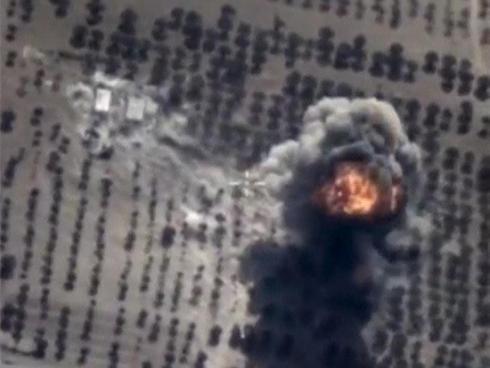 Russia's campaign in Syria
