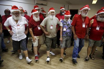 School for Santas