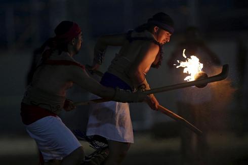 Indigenous World Games