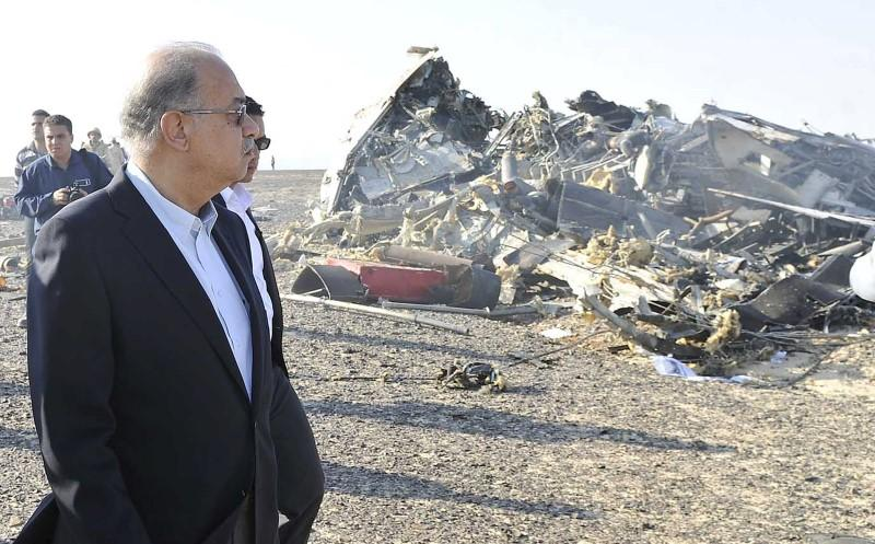 Russian airliner with 224 aboard crashes in Egypt's Sinai