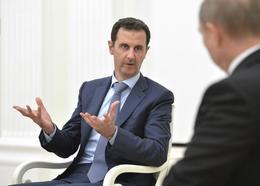 Russland - Machterhalt Assads ist für uns nicht Prinzip