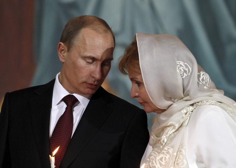 Putin's daughters and Russia's second-generation elite - Reuters