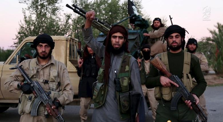 Islamic State threatens attack on Washington, other...