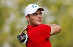 Golf - DP World Tour Championship - Jumeirah Golf Estates, Dubai, United Arab Emirates - 20/11/15 Germany's Martin Kaymer in action during the second round Action Images via Reuters / Paul Childs Livepic