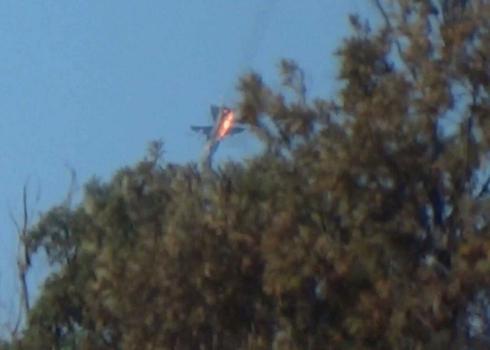 Turkey downs Russian warplane