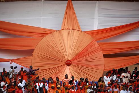 Burkina Faso votes