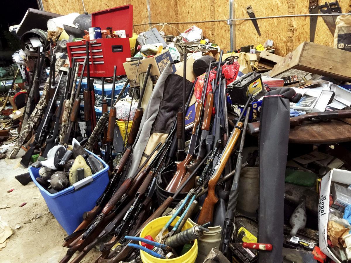 Gun Ownership can sometimes be taken to extremes