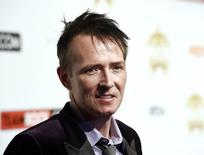 """Scott Weiland poses during the 10th annual """"Classic Rock Roll of Honour"""" awards in Los Angeles, California November 4, 2014. REUTERS/Kevork Djansezian"""