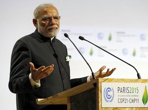 Fuelling its growth with coal, India champions the poor in Paris