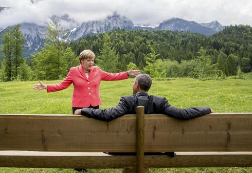 Merkel: Person of the year