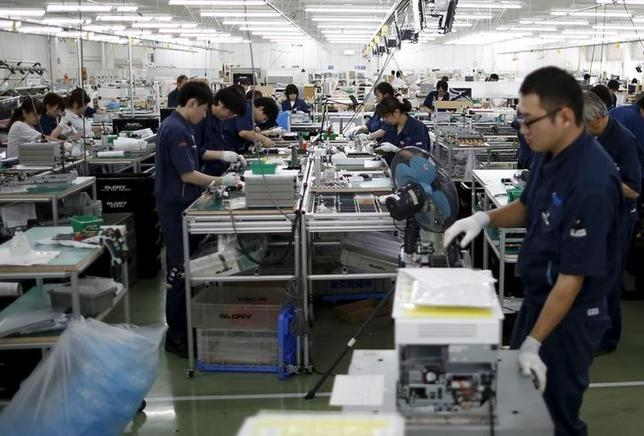 Life on the Global Assembly Line