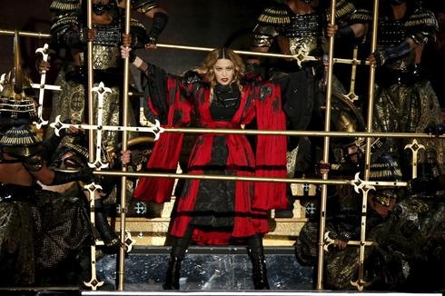 Madonna's Paris tour