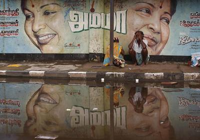 Pictures of the year: India