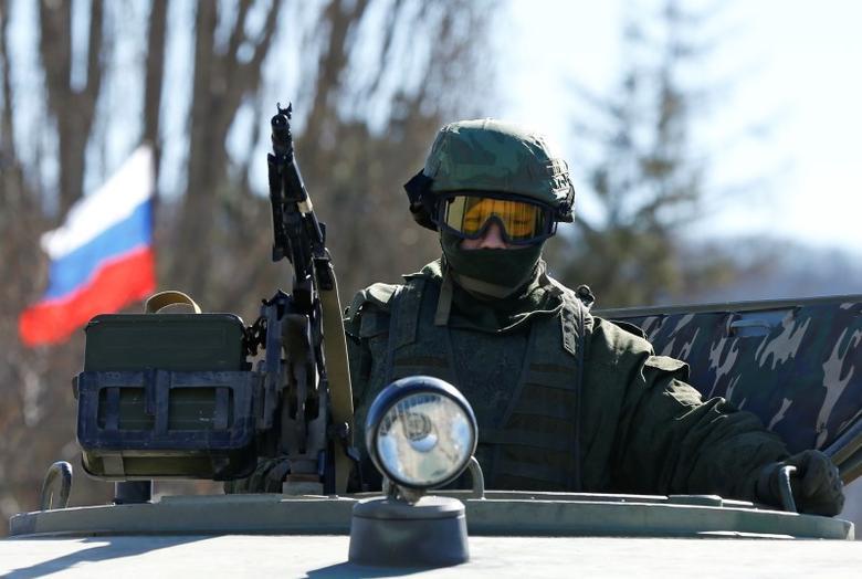 Putin: Russia did have people in Ukraine doing 'c...