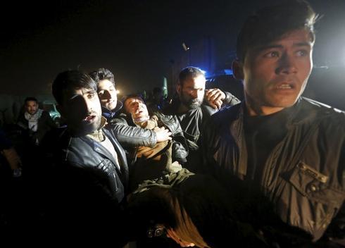 Violence as Taliban peace talks begin