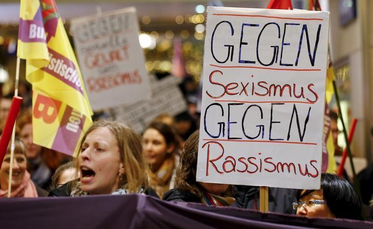 Germans shaken by New Year attacks on women in Cologne