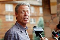 Jeff Bewkes, CEO of Time Warner Inc., attends the Allen & Co Media Conference in Sun Valley, Idaho July 10, 2012.  Reuters/Jim Urquhart