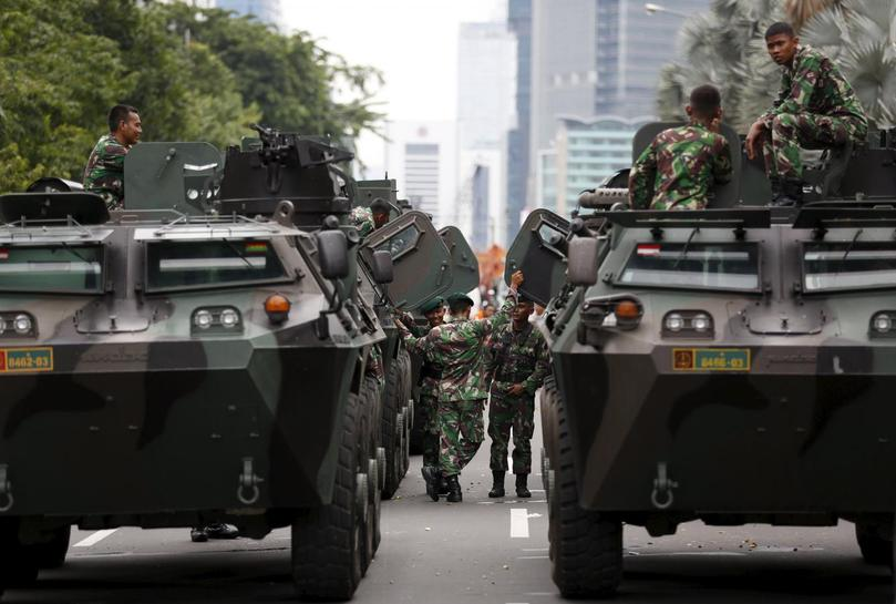 Islamic State claims Jakarta attack, targets Indonesia for first time