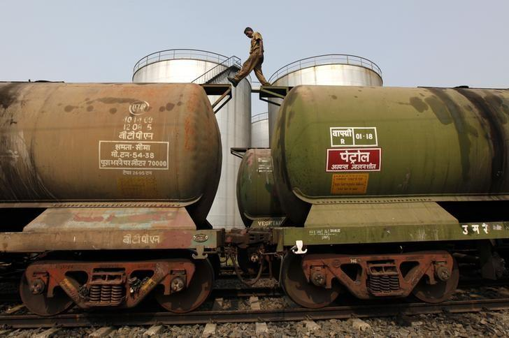 India's 2015 imports of African oil highest in at least 5