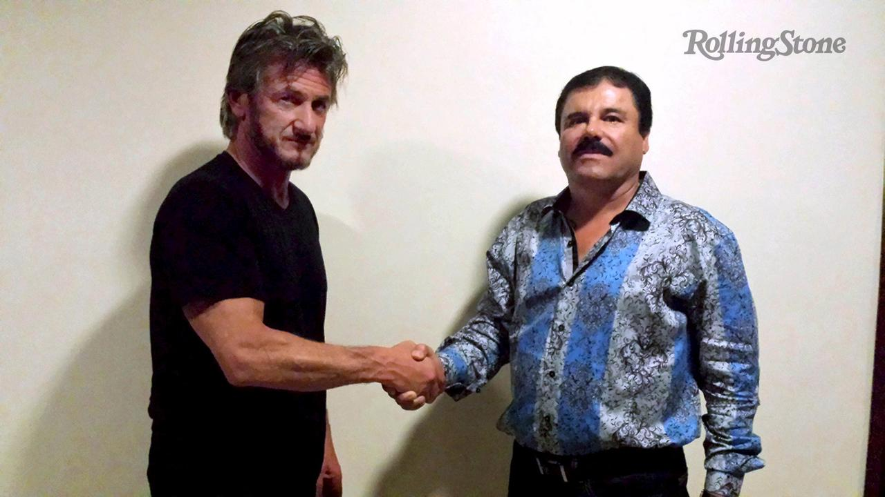 Sean Penn Says Mexico Wants Him In Crosshairs Of Chapos Cartel
