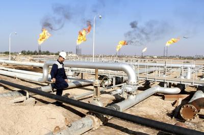 Iraq's southern oil exports running at 3.3 million bpd, unaffected by clashes