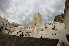 Sidi Ramdane mosque stands in the old city of Algiers Al Casbah, Algeria December 3, 2015.  REUTERS/Zohra Bensemra
