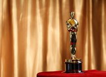 An Oscar statuette in a file photo.   REUTERS/Brendan McDermid