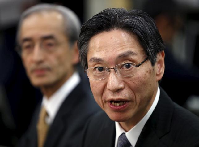 1月28日、三菱UFJフィナンシャル・グループの中核・三菱東京UFJ銀行の頭取に昇格が決まった小山田隆氏(写真)にとって、持続的成長をどのように達成していくのかが課題になる(2016年 ロイター/Toru Hanai)