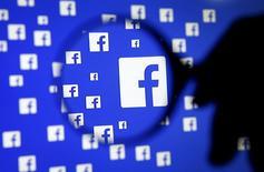 L'Inde a adopté lundi de nouvelles règles sur la neutralité d'internet qui constituent un revers pour Facebook et son projet de service internet minimal gratuit. /Photo prise le 16 décembre 2015/REUTERS/Dado Ruvic
