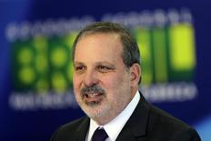 Ministro Armando Monteiro durante evento no Palácio do Planalto. 1/12/2014. REUTERS/Ueslei Marcelino