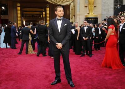 Leo's Oscar trek