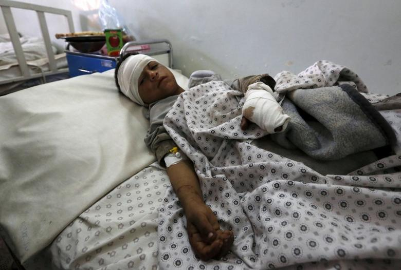 Dozens killed, wounded in Afghanistan suicide attacks