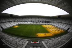 Vista do Stade de Bordeaux,.  8/2/2016.  REUTERS/Pawel Kopczynski