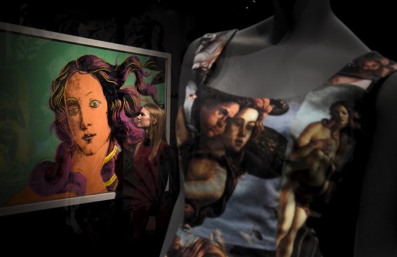 Botticelli Reimagined London Exhibition Explores Painter border=