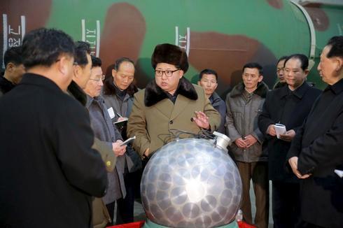 Kim Jong Un, military man